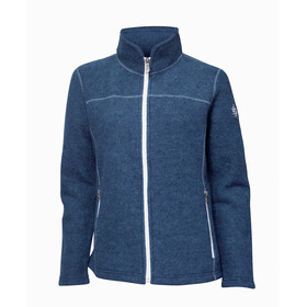 Ivanhoe of Sweden Beata Veste polaire zippée Femme, electric blue